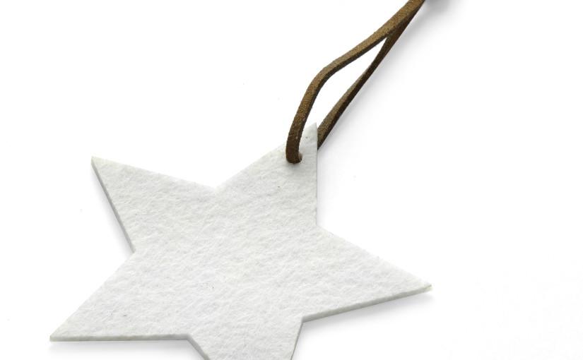 Zawieszka filcowa STAR