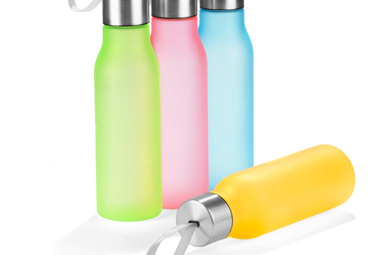 Butelka BRIN 600 ml – 4 pastelowe kolory